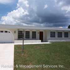 Rental info for 219 Caddy Rd.