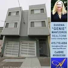 Rental info for 474 27th Avenue #6 in the Outer Richmond area