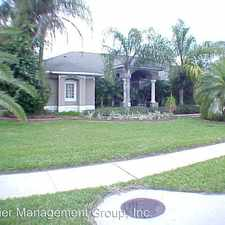 Rental info for 2313 CLIFFDALE STREET ORANGE COUNTY in the 34761 area