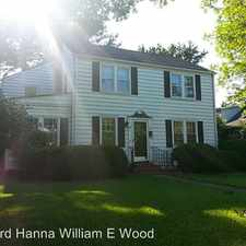Rental info for 5231 Rolfe Avenue in the 23508 area