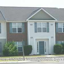 Rental info for Stallings Investments-CD Apartments, LLC Christopher Downs Apts