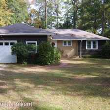 Rental info for 434 Banks Mill Road