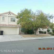 Rental info for 717 PANHANDLE in the Whitney Ranch area
