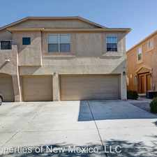Rental info for 5701 Valle Alegre Way NW
