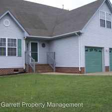 Rental info for 124 Highland Parkway in the 23603 area