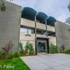 Rental info for 271 Parke St. in the Pasadena area