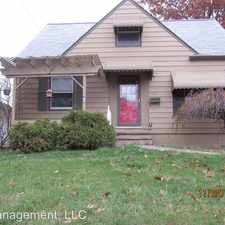 Rental info for 19001 Nitra Ave. in the Maple Heights area
