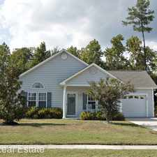 Rental info for 133 North Palm Drive