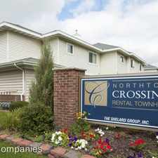 Rental info for 9126 Butternut St. NW in the Coon Rapids area