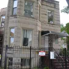 Rental info for 3321 W Beach - Unit 1 in the Humboldt Park area