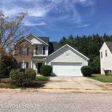 Rental info for 208 Firefly Road in the Holly Springs area