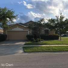 Rental info for 14180 Holly Hammock Ln