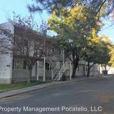 Rental info for 1220 S. 4th Ave. in the Pocatello area