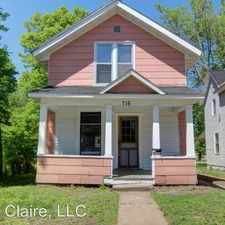Rental info for 716 Niagara Street