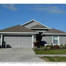 Rental info for 10801 Standing Stone Drive
