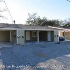 Rental info for 8004 Trapier St. - 8004D