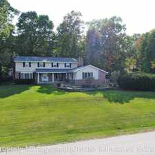 Rental info for 19135 Emerald Drive in the Brookfield area