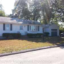 Rental info for 110 Armory Dr.