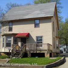 Rental info for 804 W. Springfield in the 61801 area