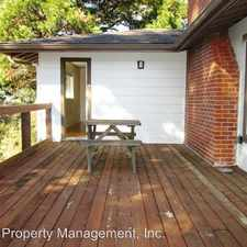 Rental info for 5946 Zinn Drive - #A in the Oakland area