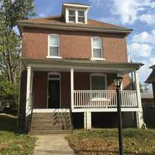 Rental info for 314 N Middle St