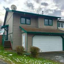 Rental info for 3370 Cosmic Circle in the Anchorage area