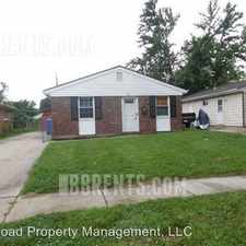 Rental info for 961 Bishop Avenue, in the 45015 area