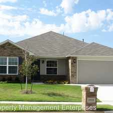 Rental info for 2929 Cider Mill Ln in the Yukon area