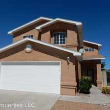 Rental info for 6615 Tauton Rd NW in the Los Volcanes area