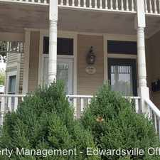 Rental info for 723 Alby Street, - Apt 4 in the Alton area
