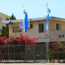 Rental info for 14410 Valerio St. APT 105 in the North Hollywood North East area
