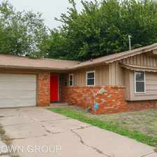 Rental info for 1221 N.W. 101st in the Britton area