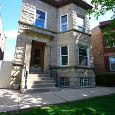 Rental info for 1606 W. Waveland Ave - Unit 1 in the Chicago area