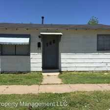 Rental info for 1112 W 17th Ave