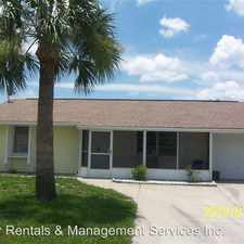 Rental info for 1213 Setliffe Ct