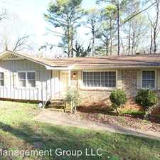 Rental info for 952 Martinwood Road in the Liberty Highlands area