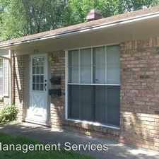 Rental info for 3716 N. Marseille Road in the Indianapolis area