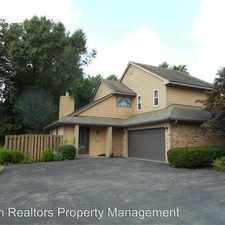 Rental info for 7300 Foley Drive