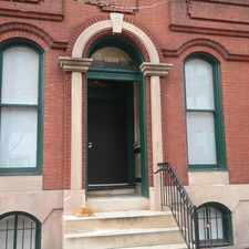Rental info for 1808 St Paul Street in the Baltimore area