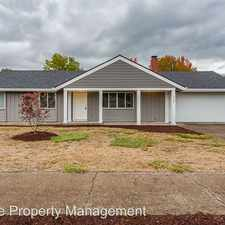 Rental info for 1720 NW Highland Drive