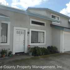Rental info for 8641 Moody Street - A