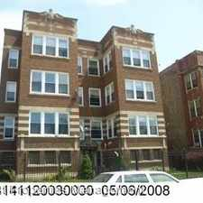 Rental info for 4637 N Lawndale unit 3 in the Chicago area