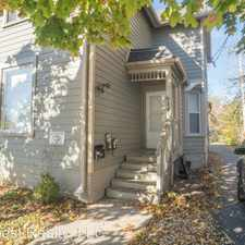 Rental info for 614 9th Street Upper in the Mount Pleasant area