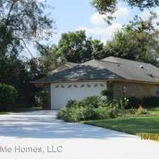 Rental info for 840 Clear Lake Dr. in the Port Orange area