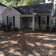 Rental info for 1019 WEST END in the Winston-Salem area