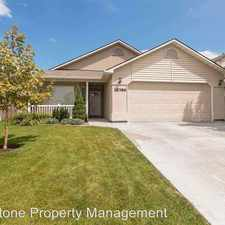 Rental info for 18386 Buckeye in the Nampa area