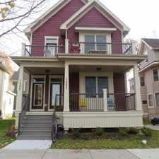Rental info for 1207 Mound St. in the Greenbush area