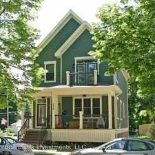 Rental info for 206 S. Charter St in the Greenbush area