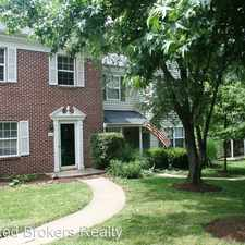 Rental info for 115 Lodge Creek Circle in the Charlottesville area