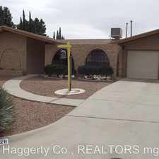 Rental info for 2828 Devils Tower in the El Paso area